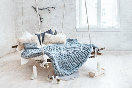 coussin deco cocooning