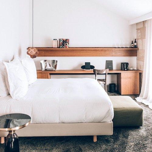 aménagement petite chambre