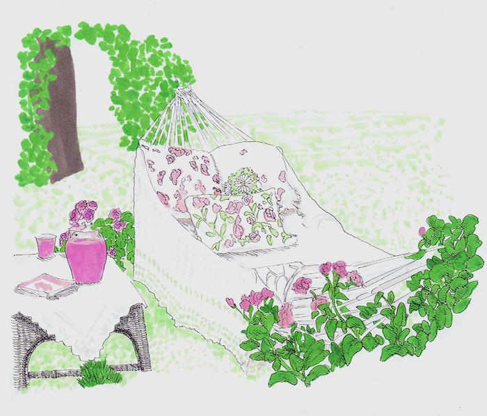 hamac jardin cosy