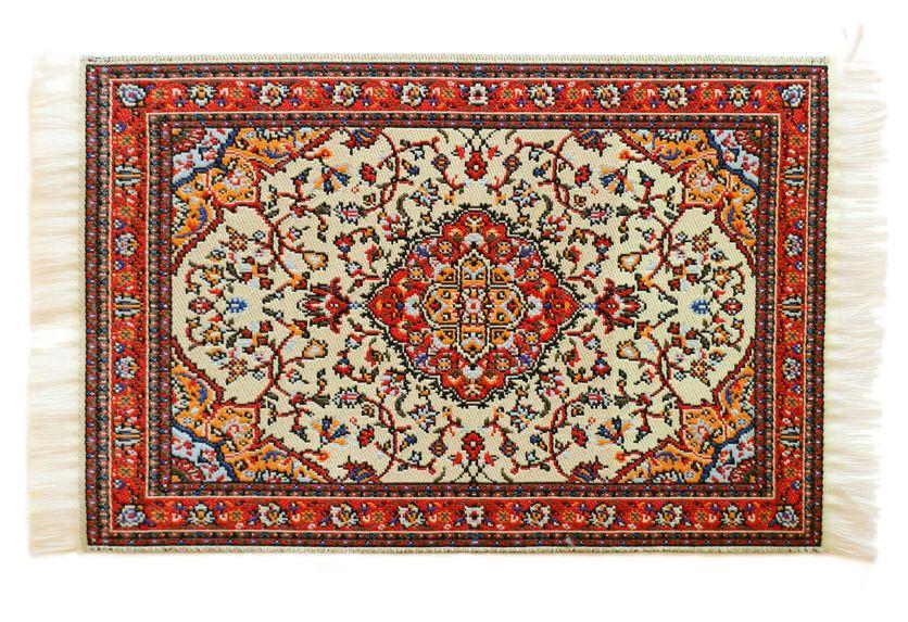 Plus de raffinement avec le tapis oriental