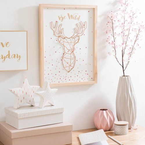 Beautiful Chambre Cocooning Rose Pale Contemporary - ansomone.us ...