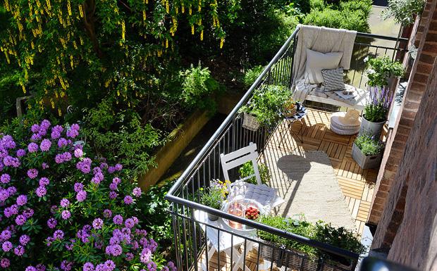 Un joli balcon 100 % parfait ? Oui je veux tout savoir