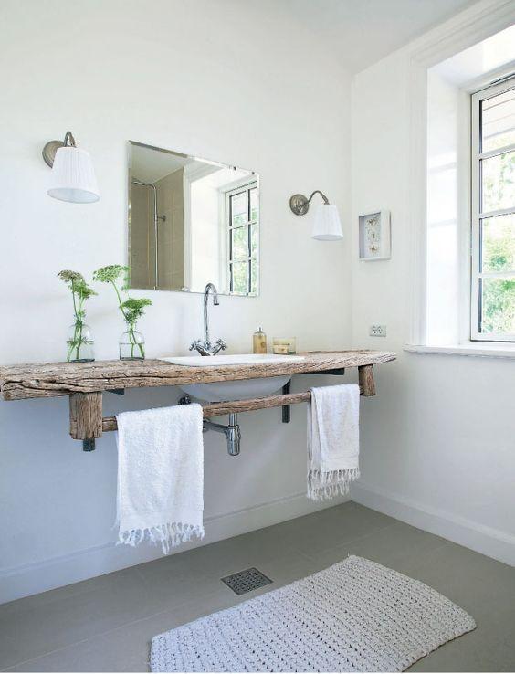 Salle de bain naturelle : inspirations déco