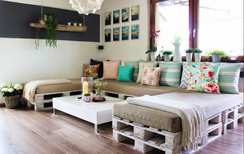 DIY: Faire ses meubles en palettes