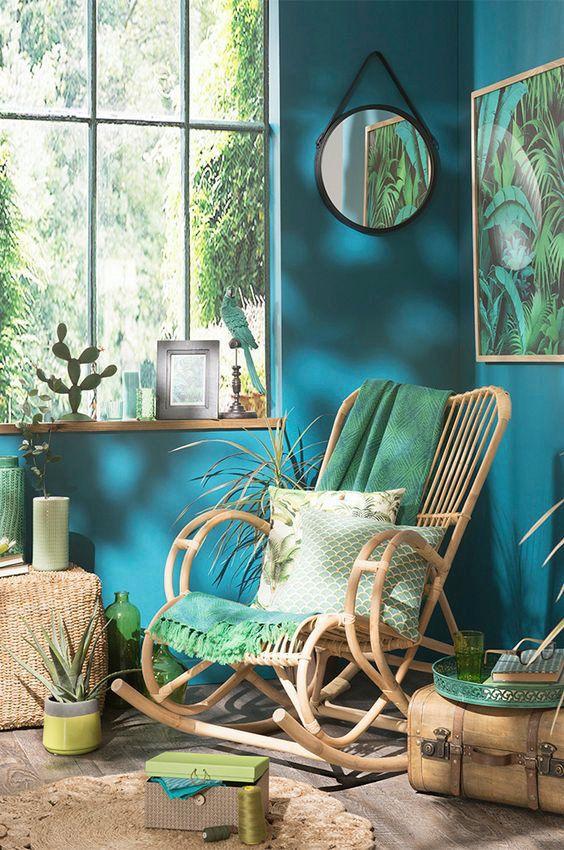 La déco tropicale : une bonne dose de chaleur dans votre maison