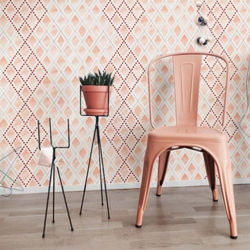 tendance papier peint 2018 6 tendances d co 2018 qui vont vous faire craquer joli place. Black Bedroom Furniture Sets. Home Design Ideas