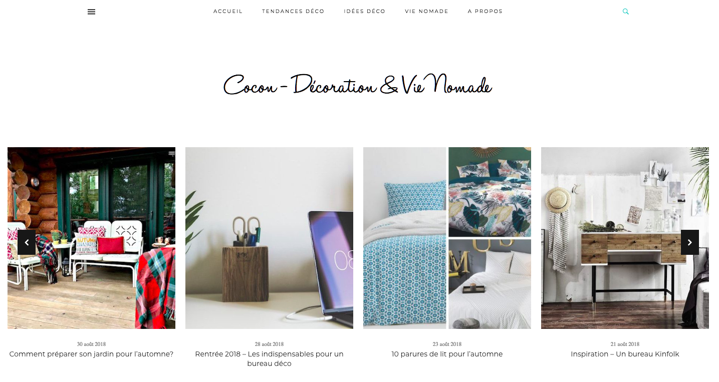 blog cocon decoration et vie nomade