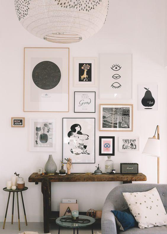 5 idées déco pour décorer vos murs