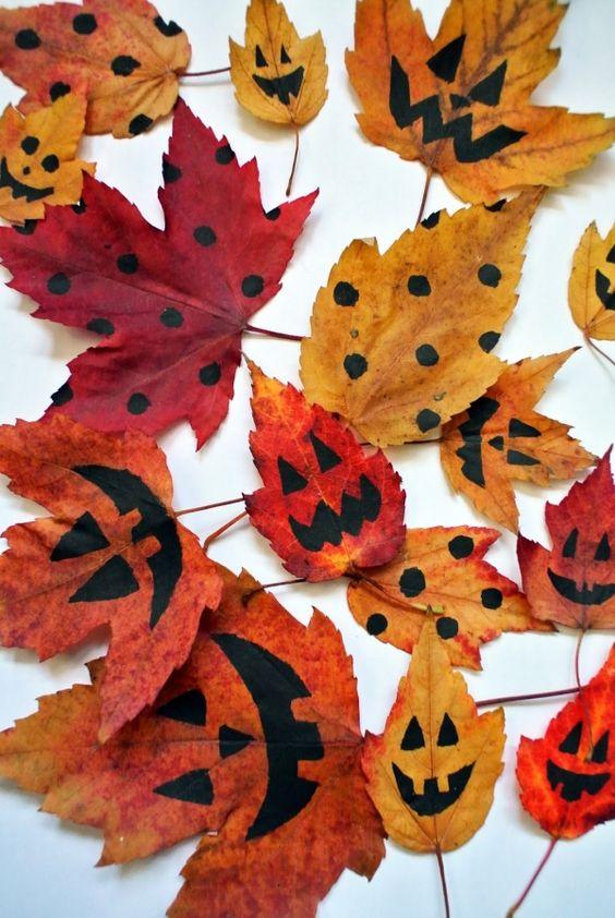 6 idées déco pour Halloween