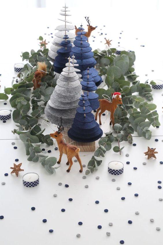 Noël : Adoptez la tendance durable & green pour votre déco