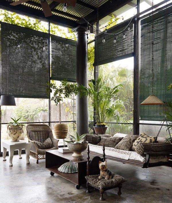 5 idées de stores intérieurs pour un intérieur chaleureux