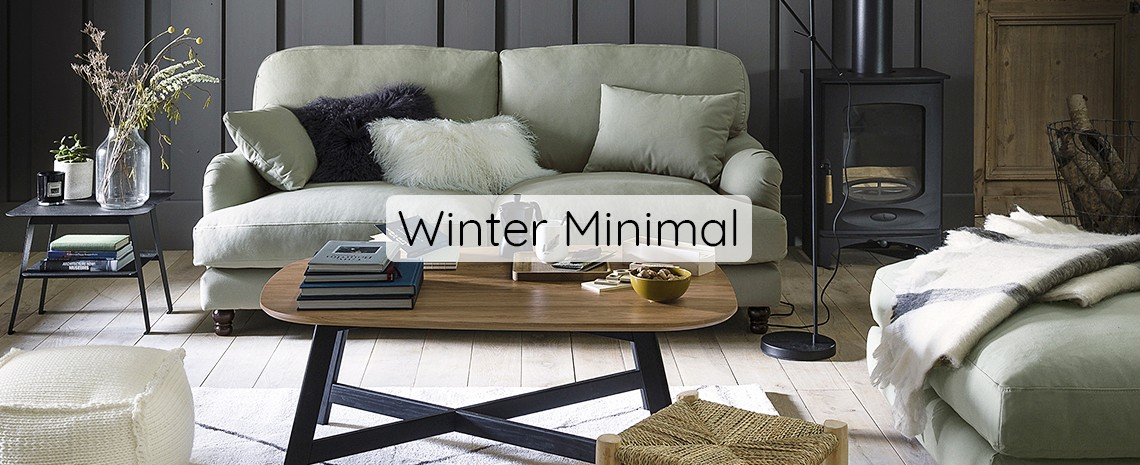Zoom sur la collection Winter Minimal de La Redoute