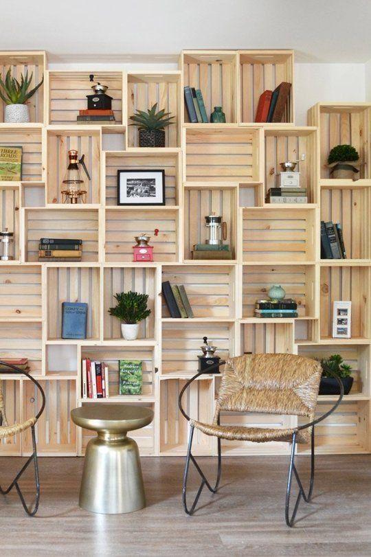 Comment aménager une bibliothèque chez soi ?