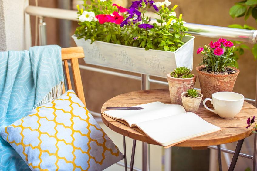 Terrasse, balcon, jardin : les styles déco pour l'extérieur