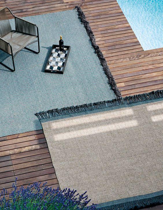 Adoptez un tapis d'extérieur!