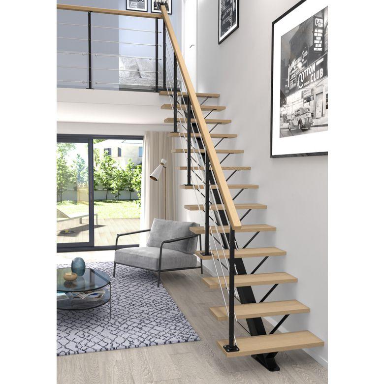 Faites de votre escalier d'intérieur un espace déco !