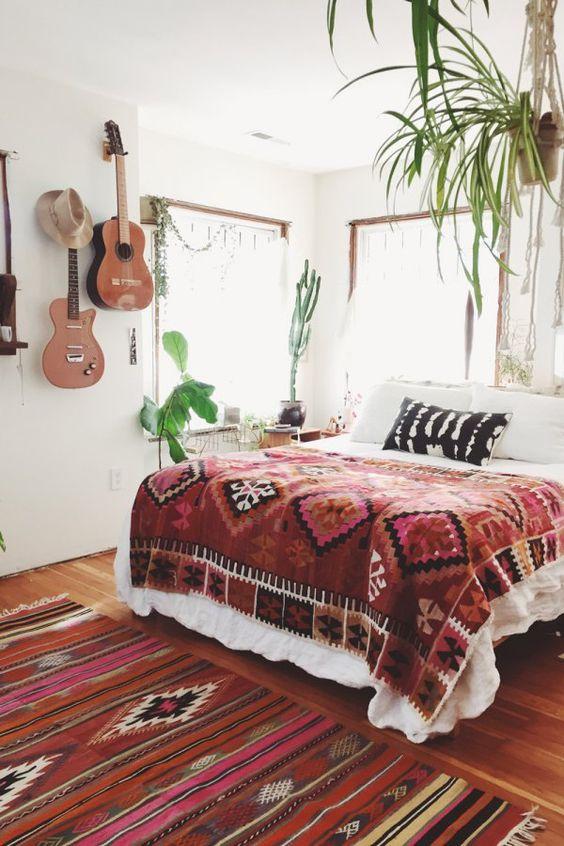 5 Idees Deco Pour Une Chambre Boheme Artsdeco Org