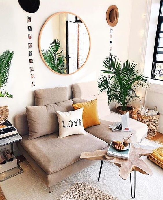 Comment aménager et décorer un petit salon?