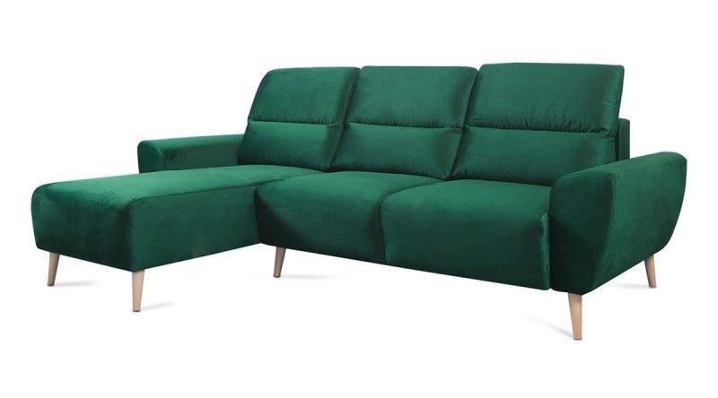 7 canapés d'angle confortables et tendances pour votre salon