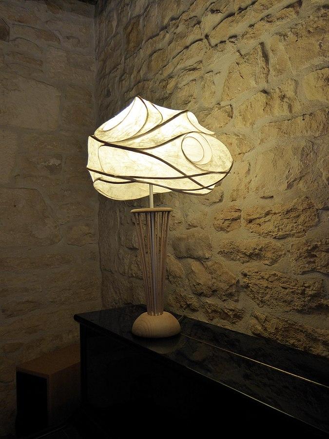 lampe Nuage de Soie