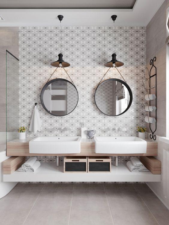 L'aménagement de la salle de bain doit être pertinent