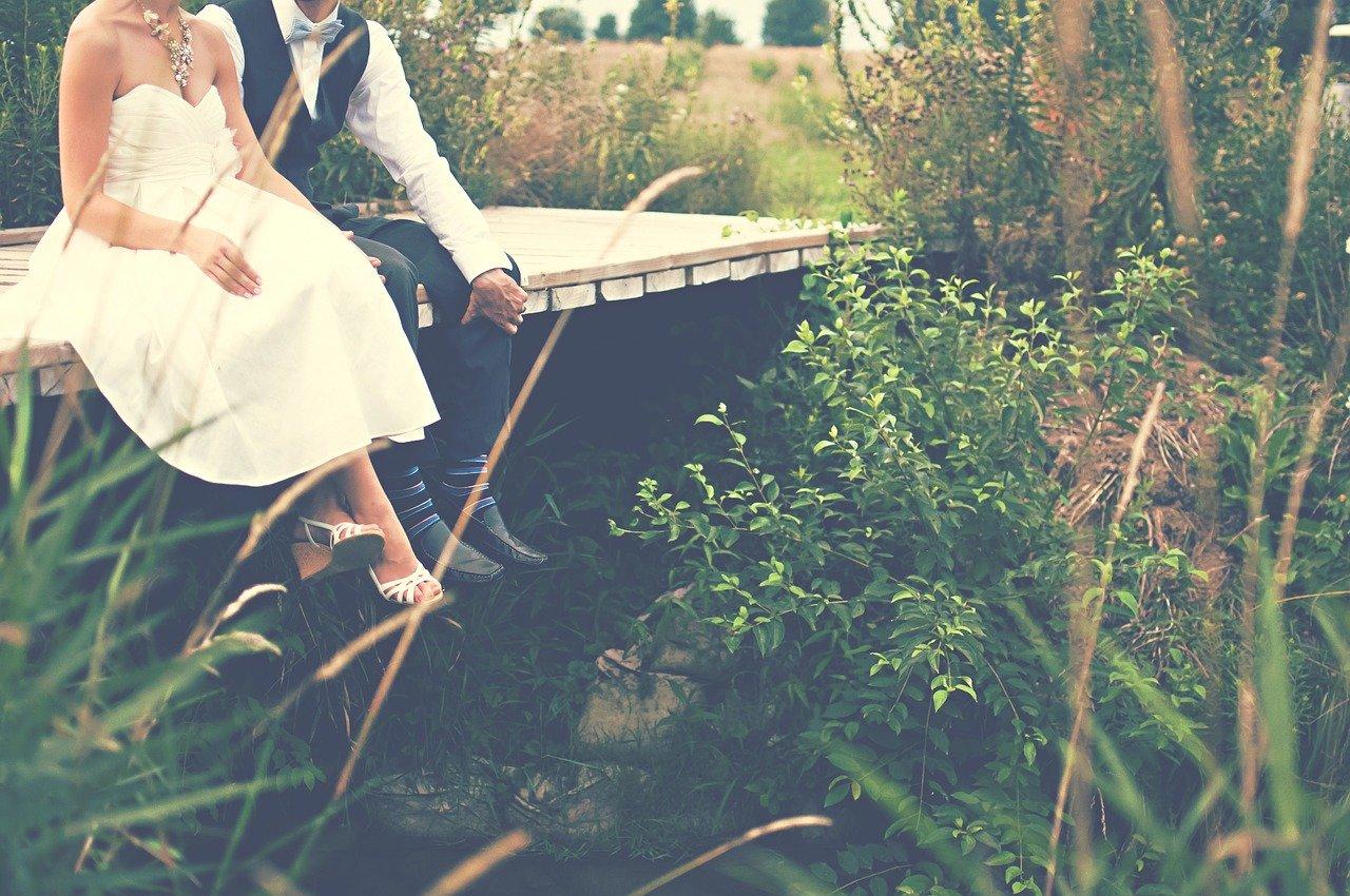 5 conseils pour une déco de mariage champêtre