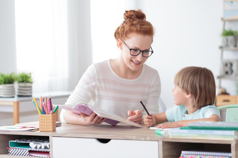 6 astuces pour faire l'école la maison