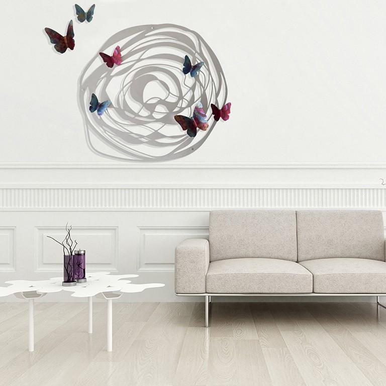 bijoux de mur papillon Venera création