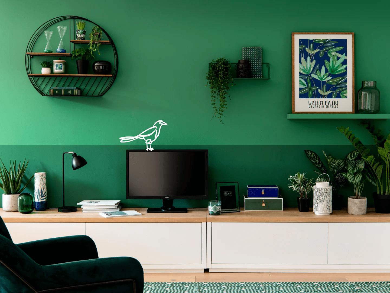 Green Patio de Maisons du monde : mix entre végétal et décoration industrielle