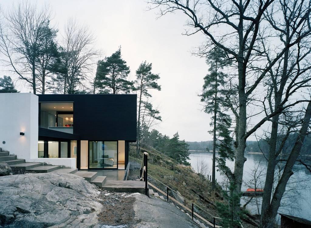 Visite intimiste d'une maison suédoise depuis votre canapé
