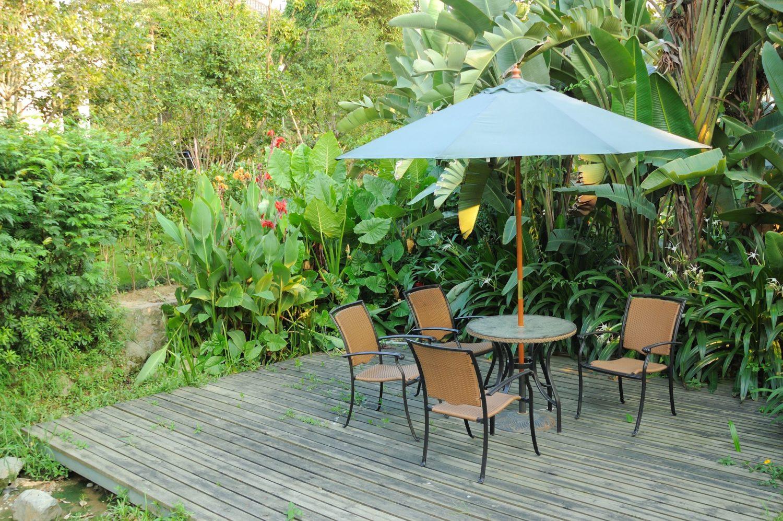 Quel parasol choisir pour le jardin?