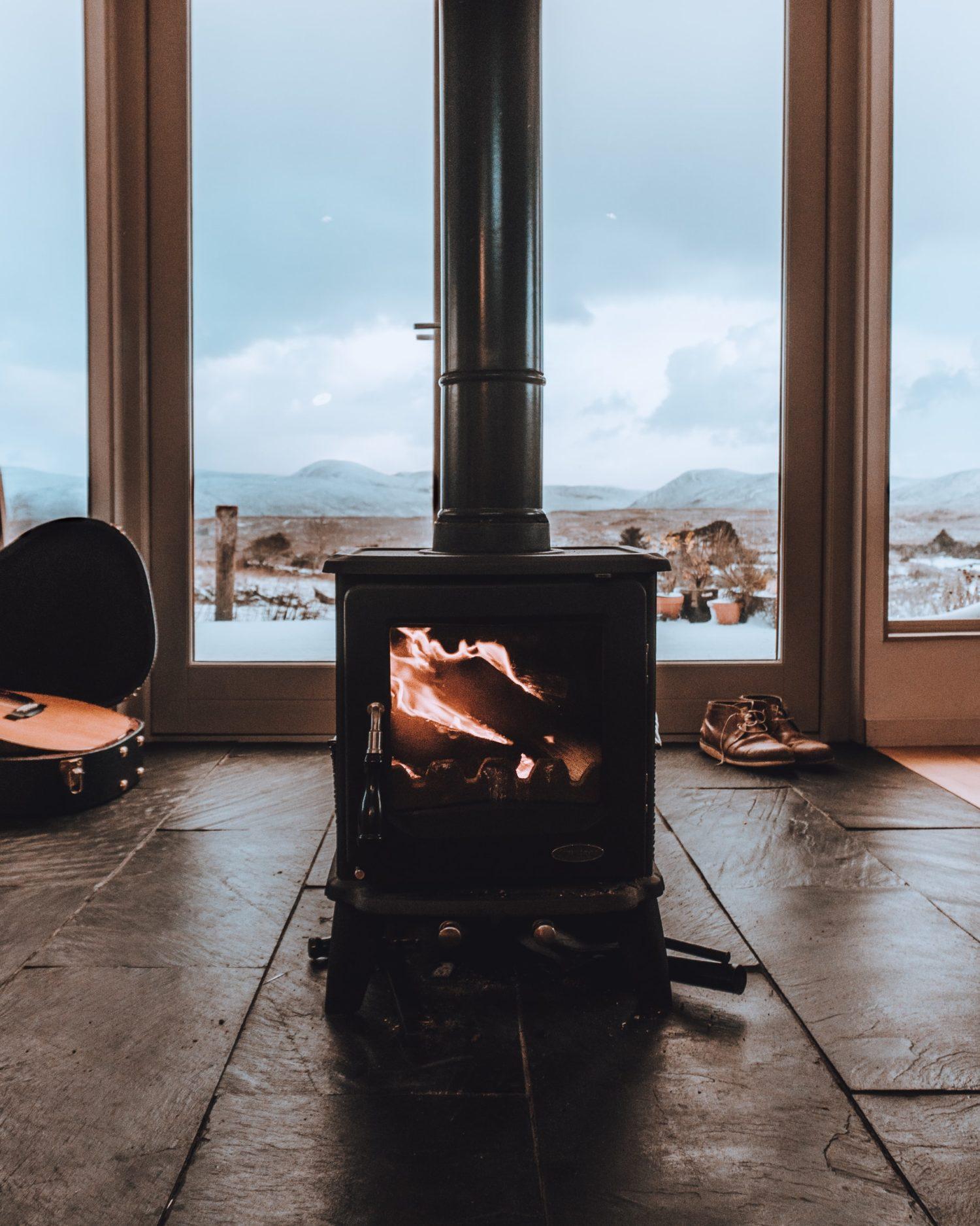 Les avantages des feux de cheminées ouverts