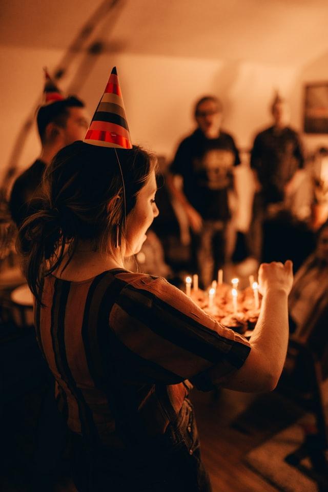 déco anniversaire guinguette