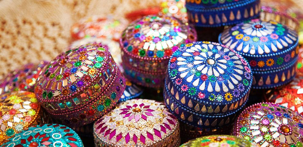 boites à bijoux indiennes